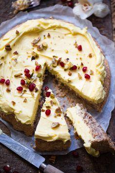 Suksessterte - Ida Gran Jansen Something Sweet, Baking Recipes, Camembert Cheese, Food And Drink, Sweets, Cooking, Cakes, Easter, Drinks