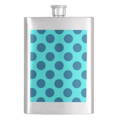 ==>Discount          Blue Polka Dot Pattern Flask           Blue Polka Dot Pattern Flask online after you search a lot for where to buyHow to          Blue Polka Dot Pattern Flask Here a great deal...Cleck link More >>> http://www.zazzle.com/blue_polka_dot_pattern_flask-256554021379278115?rf=238627982471231924&zbar=1&tc=terrest