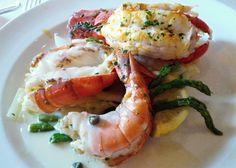 lobster meal on Sea Princess cruise ship I had several of these :)