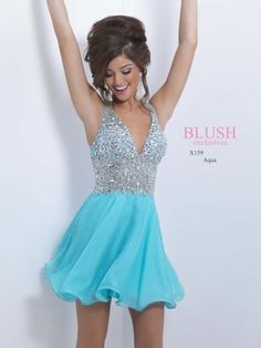 f74a9e7536 Teen Party Dresses UK · Stunning embellished bodice with V back and flowing  chiffon skirt. Last one remaining. Now