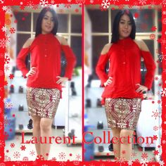 Kemeja & Rok By Laurent Collection