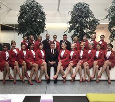 Flight Attendant, Dream Job, These Girls, Air, Instagram