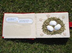 An example of a non-fiction Tactile Book