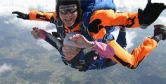 #skydive Arezzo, about 2okm from La Loccaia