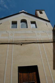 Riva Ligure (IM), Oratorio di S. Giovanni Battista