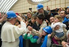 """AICA: El Papa afirmó que es """"pecado gravísimo"""" quitar el trabajo a las personas"""