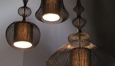 Elegante hanglampen van Forestier Paris