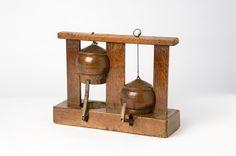 Late 18th Century Mouse-Trap, double-oak, 1780 (British)