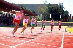 Selección de Atletismo en el regional rumbo a la Olimpiada Nacional 2015 ~ Ags Sports
