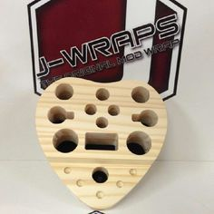 Vape stand by J-wraps