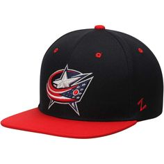 Other Unisex Clothing Practical Washington Capitals Nhl Adult Fitted Cap Flat Brim New Hat By Zephyr E-50 Kids' Clothing, Shoes & Accs