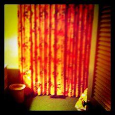 bedroom decor at the Hilton Head beach house