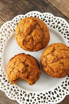The Best Pumpkin Muffins (Ever)