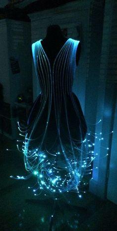 fiber optic wear