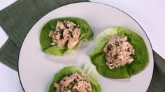 """1/2015 episode of The Chew  Daphne's """"Crab Salad Cups"""" These sound good!!"""