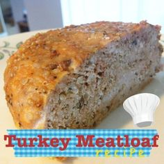 Ripped Recipes - Extra Lean Turkey Meatloaf - Ask and ye shall receive! Here is the recipe for my Turkey Meatloaf. - My WordPress Website Healthy Turkey Recipes, Healthy Dishes, Lunch Recipes, Protein Recipes, Healthy Food, Ripped Recipes, Skinny Recipes, Lean Meals, Turkey Meatloaf