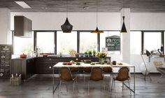 Warehouse Conversion / Sam Habbaba – nowoczesna STODOŁA   wnętrza & DESIGN   projekty DOMÓW   dom STODOŁA