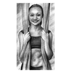 Estudo - Maddie Ziegler #supportlivingartists #art #arts #young_artists_help #drawing_pencils #drawings #sharemyarts #undergroundart #d2gallery #artgallery #artesnoinsta #gallery #balletfitness #ballet #dancer #maddieziegler #portrait #smile #fitness #artist_features #artexplorer #instaartexplorer