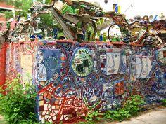 Magic Gardens / Isaiah Zagar / Philadelphia