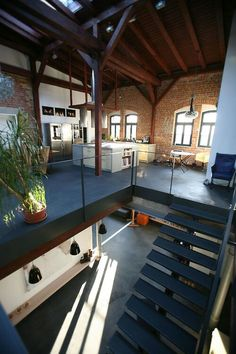 Interior design | decoration | loft | industrial