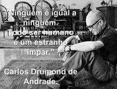 -Carlos Drumond de Andrade