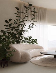 Living Room Inspiration, Interior Design Inspiration, Home Interior Design, Interior Architecture, Interior Decorating, Studio Interior, Dream Home Design, House Design, Living Room Decor