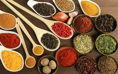 Indisch kochen indische gewürze curry safran pfeffer