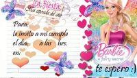 Miniatura de Invitaciones De Cumpleaños De Barbie - Wallpaper En Hd Gratis 5