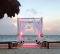 Dreams Riviera Cancun Resort & Spa Wedding extras | Extras de Boda | Beach wedding | Boda en Playa | Wedding location | Locación de Boda
