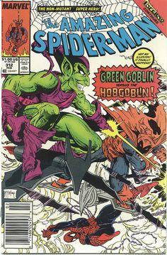 Green Goblin vs. Hobgoblin by McFarlane