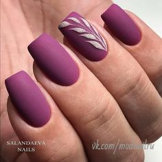 I love the pretty purplish matte color just thinking about a different design