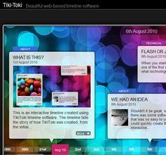 Tiki Toki, Narrativa Digital, Interactive Timeline, Ideas, Instagram, Taken Advantage Of, Creativity