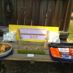 Via Maranda Cunningham S'mores Bar, Popcorn Maker, Cocoa, Theobroma Cacao, Hot Chocolate