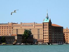 Venezia - Molino Stucky by alberto_d, via Flickr