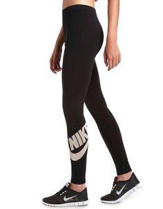 Nike Leg-A-See Logo Leggings Mode Féminine 13e12aa3f86
