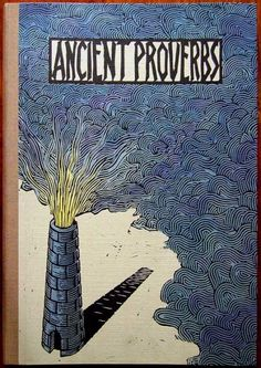 Ancient Proverbs artist's book