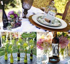 Vineyard/Winery wedding ideas www.MadamPaloozaEmporium.com www.facebook.com/MadamPalooza