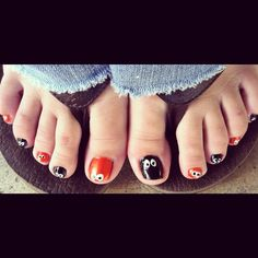 my daughter painted my toenails cool stuff pinterest funny toe and daughters