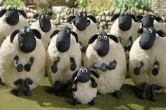 Shawn the Sheep--funny without saying a word