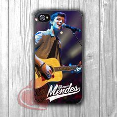 shawn mendes singing cute -11na for iPhone 6S case, iPhone 5s case, iPhone 6 case, iPhone 4S, Samsung S6 Edge