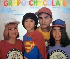 Grupo Chocolate #nostalgia