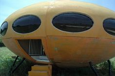 ODD SHAPED HOMES | Texas's Tomorrows House of Yesterday - Odd-Shaped Buildings on ...