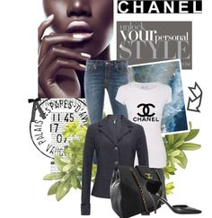 """Untitled #1922"" by lisa-holt ❤ liked on Polyvore"