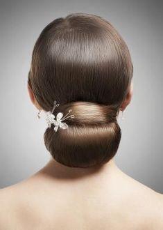 bridal hair_