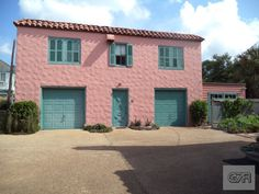 garage and carriage house  1616 Broadway Galveston, TEXAS 77550