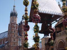Easter in Snow, Krakow #polishtrails