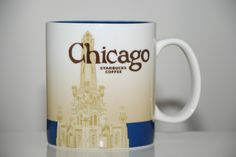 Starbucks Chicago mug.  Added to my collection in 2009.