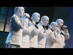 Voca People : THE medley à Montreux