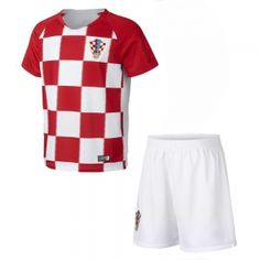 8da3b4201 2018 World Cup Youth Kit Croatia Home Replica Red Suit 2018 World Cup Youth Kit  Croatia Home Replica Red Suit