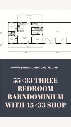 Barn Style House Plans, Barn Homes Floor Plans, Metal Barn Homes, Metal Building Homes, Pole Barn Homes, House Floor Plans, Building A House, Build House, Barndominium Floor Plans